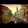 Briefkaart Venetië 1